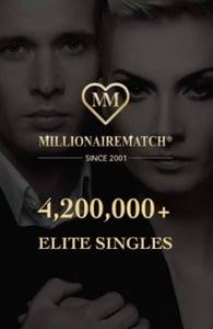 Screenshot of MillionaireMatch
