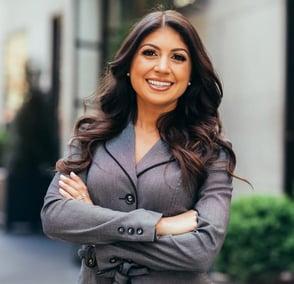 Photo of Maclynn International Chief Operating Officer Gina Yannotta
