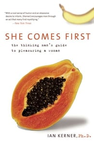 "Cover of ""She Comes First"""