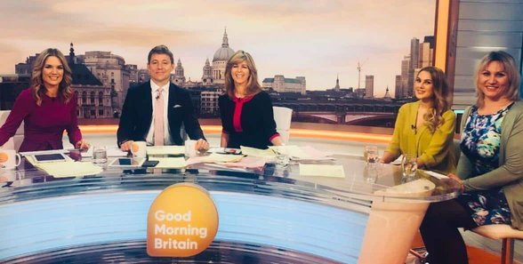 Photo from Good Morning Britain