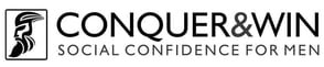 The Conquer & Win logo