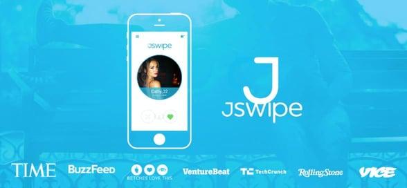 Screenshot of JSwipe