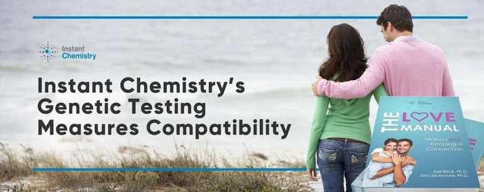 Instant Chemistry Genetic Testing Measures Compatibility