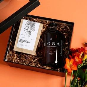 Photo of DONA tea bundle