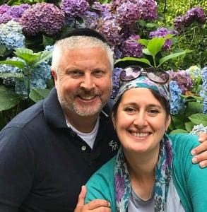 Photo of Derek and Devorah Saker