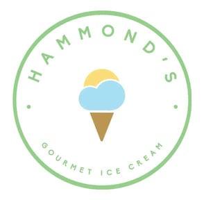 The Hammond's Gourmet Ice Cream logo