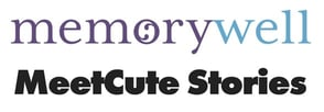 Memory Well and MeetCute Stories logos