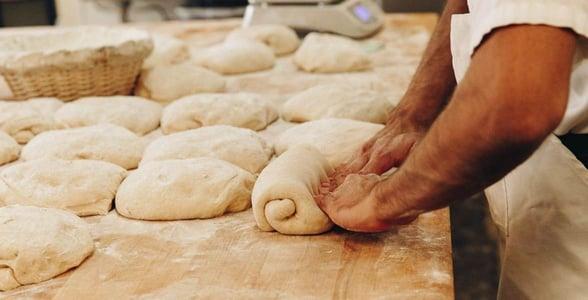 Photo of baking at Manresa Bread