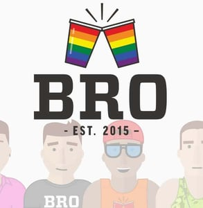 The Bro App logo