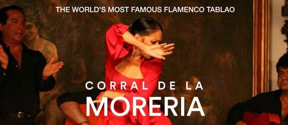 Screenshot of Corral de la Morería