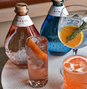 Photo of Freeland Spirits drinks
