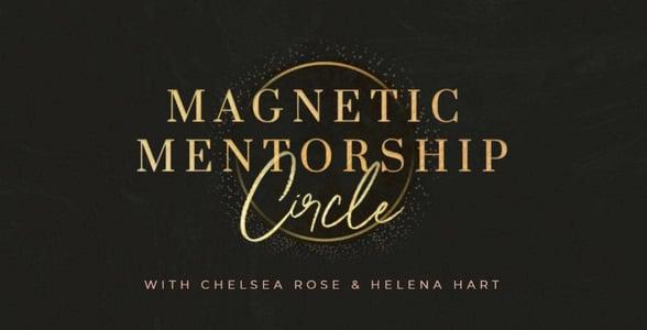 Screenshot of the Magnetic Membership Circle
