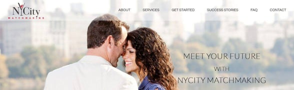 Screenshot of NYCity Matchmaking