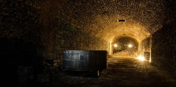Photo of underground space in Cincinnati