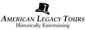 The American Legacy Tours logo