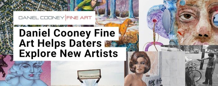 Daniel Cooney Fine Art Helps Daters Explore The Art World
