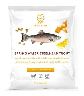 Photo of Mini Fish Steelhead Trout