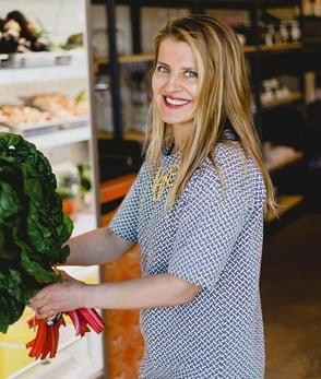 Photo of Precycle Founder Katerina Bogatireva