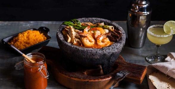 Photo of Moctezuma's food