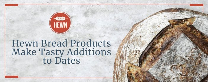 Hewn Bread Crafts Tasty Additions To Dates