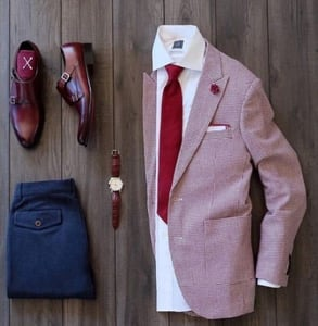 Photo of a suit