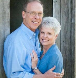 Photo of Priscilla and Greg Hunt