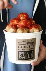 Photo of a Bucket 'o Balls