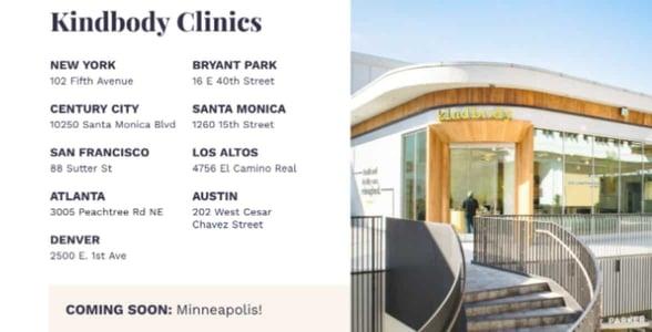 Photo of a Kindbody clinic