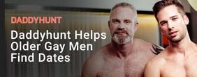 Daddyhunt Helps Older Gay Men Find Dates