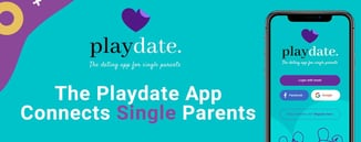The Playdate App Connects Single Parents