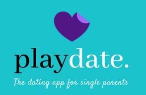 The Playdate logo