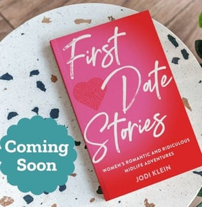 """""""First Date Stories"""" cover"""