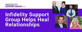 Infidelity Support Group Helps Heal Relationships