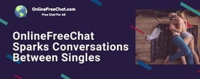 OnlineFreeChat Sparks Conversations Between Singles