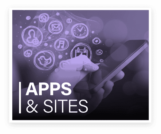 Apps & Sites