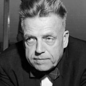 Photo of Alfred Kinsey