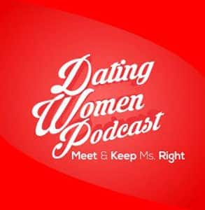 Photo of the Dating Women Podcast logo