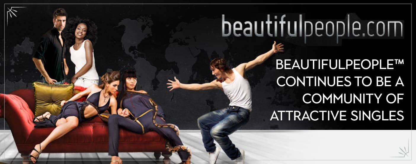 BeautifulPeople™ Continues to Be a Community of Attractive Singles