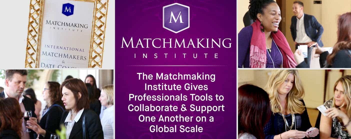The Matchmaking Institute Gives Professionals Tools to Collaborate
