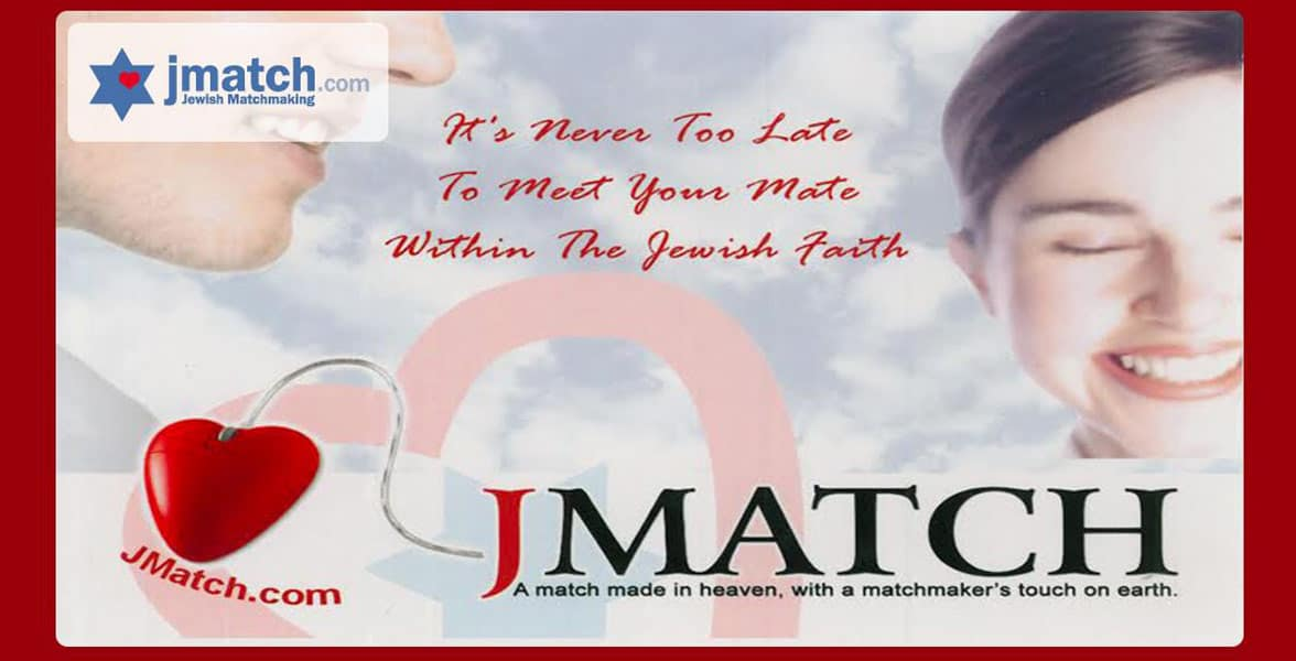 Screenshot of JMatch.com