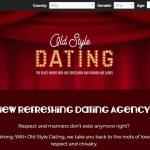 OldStyleDating.co.uk Focuses on Real Love