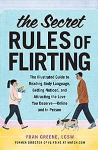 Cover of The Secret Rules of Flirting by Fran Greene