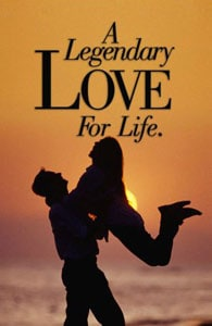 Photo of a Legendary Love for Life logo