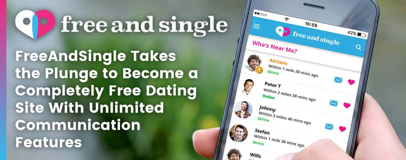 Dating sites where all features are free