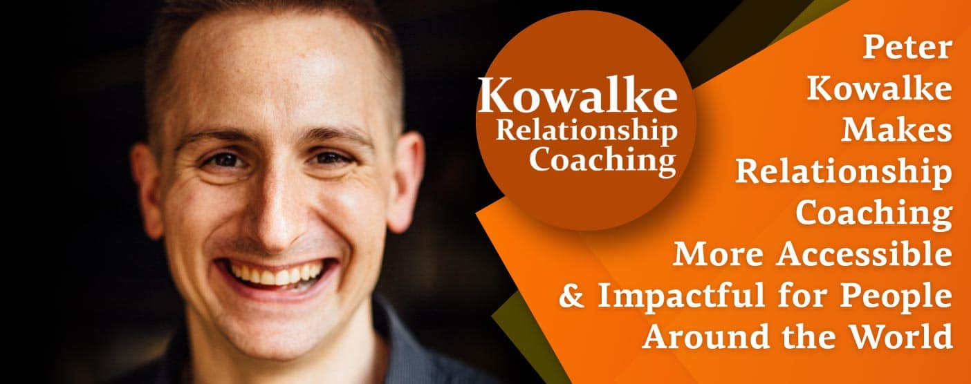 Peter Kowalke Makes Relationship Coaching More Accessible