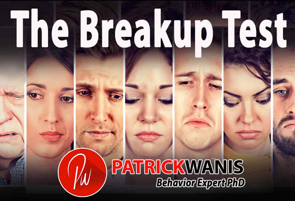 The Breakup Test
