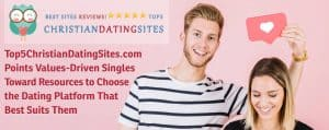 Top5ChristianDatingSites Points Singles Toward Resources