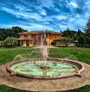 Photo of a Tuscany villa