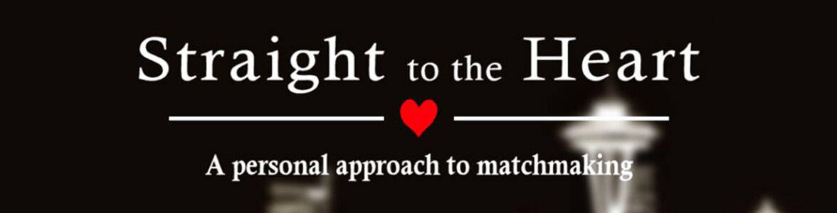 Photo of the Straight to the Heart logo