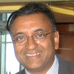 Photo of Anil Gupta, CMO of MarkMonitor